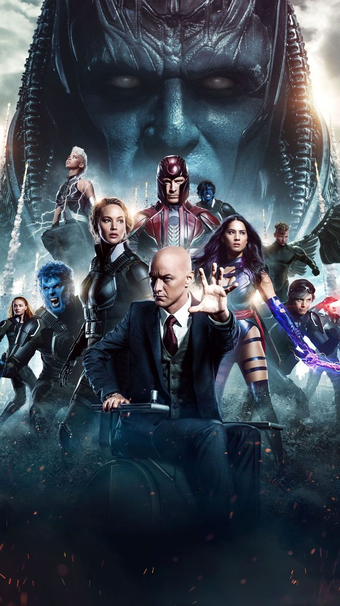 X-Men Apocalypse Hd Stream