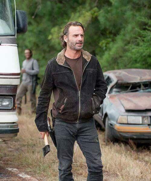 Rick Grimes Walking Dead Daryl Walking Dead Season 6 Fear The Walking Dead