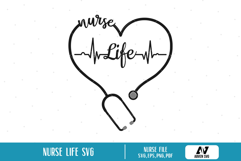 Download Nurse Svg, Nurse Clip Art, Nurse Life Svg, Nurse Graphics ...