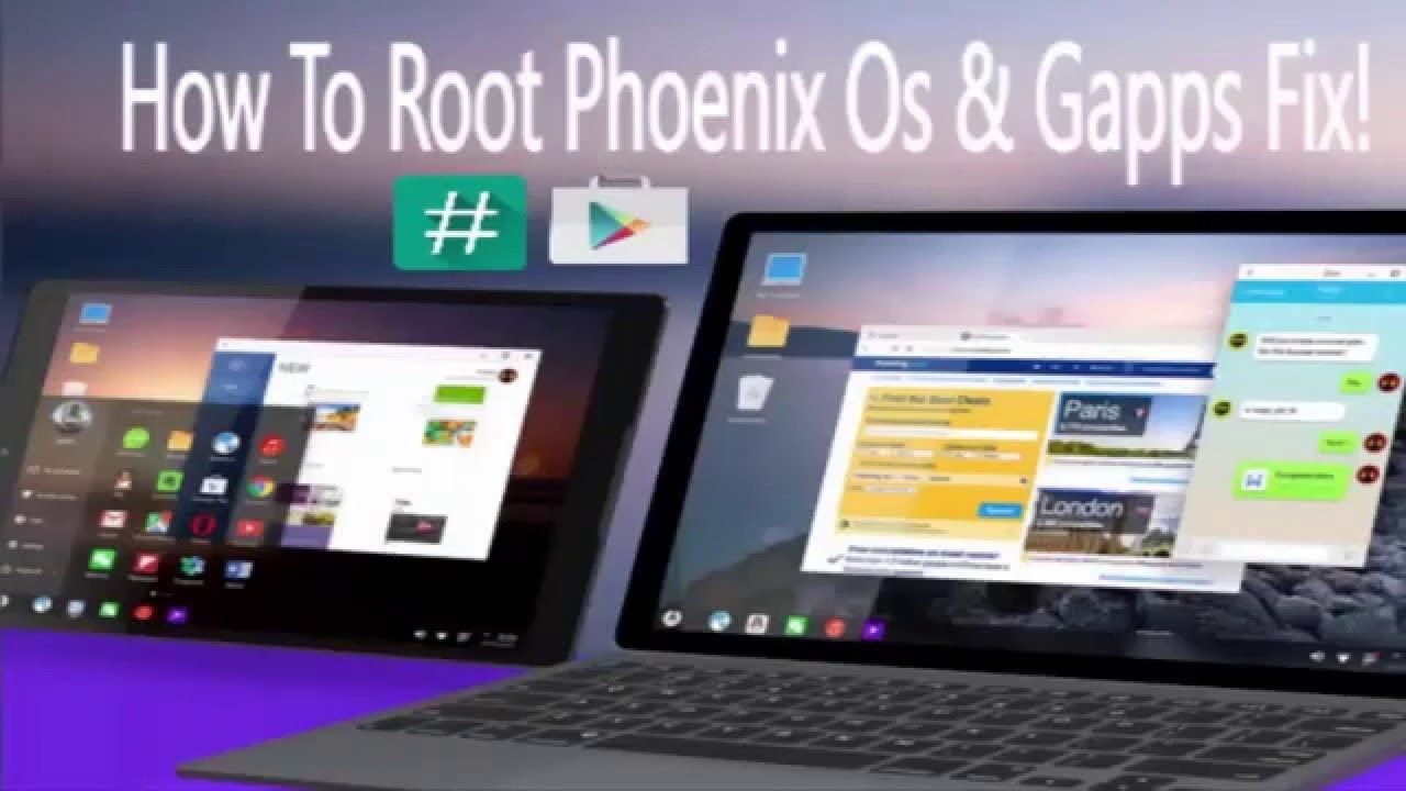 Phoenix Os Root Root How to root Phoenix OS without
