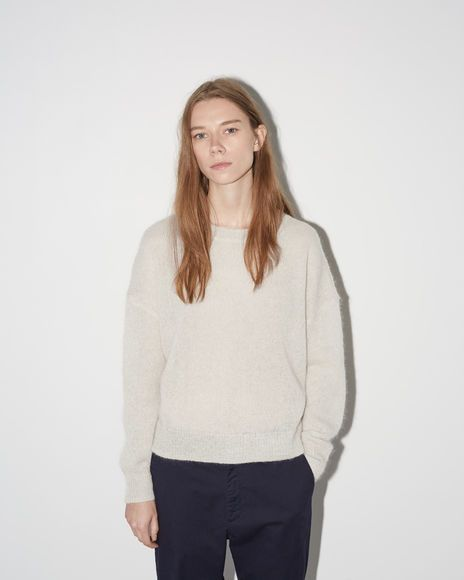Isabel Marant Étoile   Clifton Mohair Sweater   La Garçonne