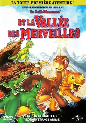 le petit dinosaure et la vallée des merveilles dvdrip