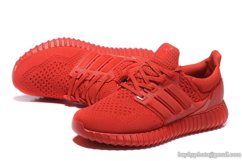 Adidas Yeezy Boost Ultra Boost Red (Men Women) #cheapshoes