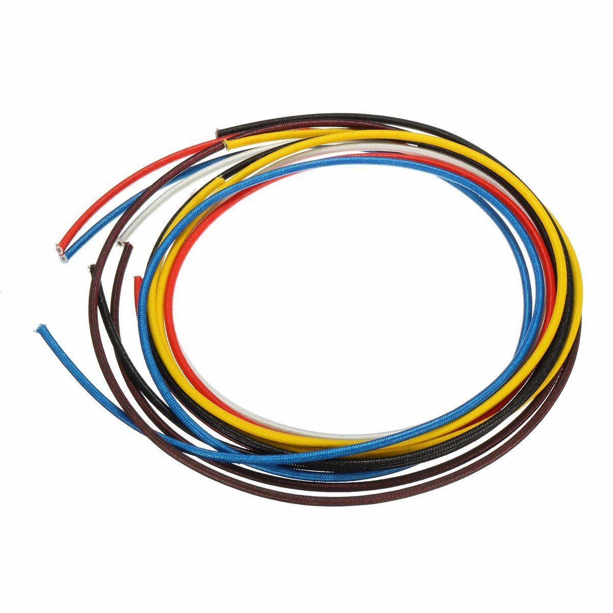 2.5mm Oven Fire Heat Resistant Fibreglass Appliance Cable Wire High ...