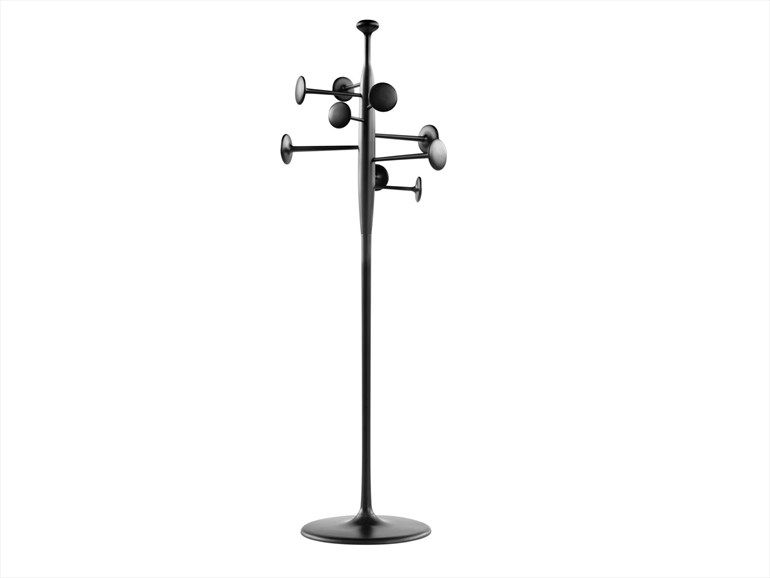 Standing coat rack TRUMPET by MATER | design Space