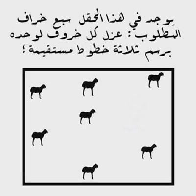 لغز تقسيم الخراف السبعة كل على حدى In 2020 Learn Robotics Learning Arabic Calligraphy