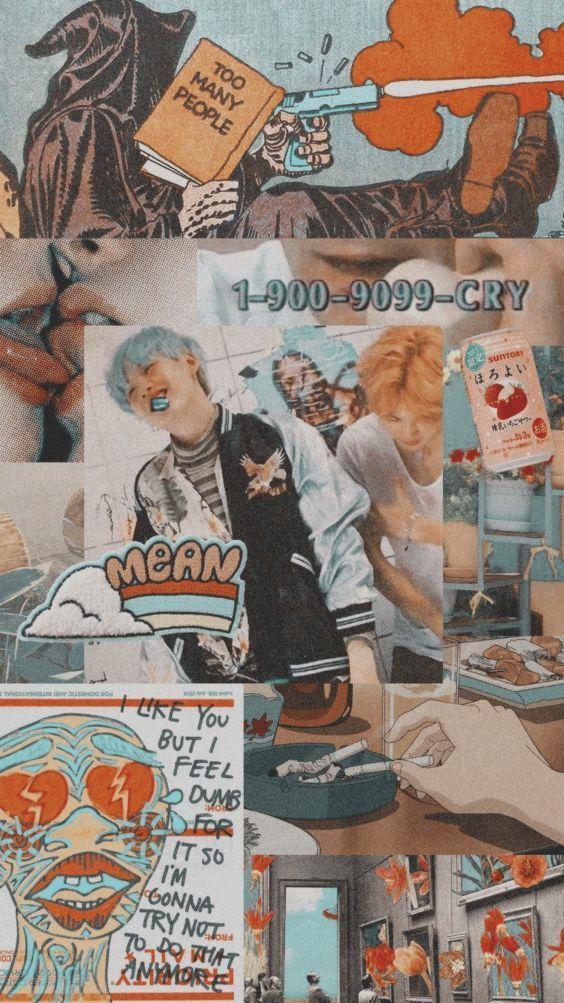 ARiRiyy ๑ Pinterest BTS SUGA MinYoonGi Wallpapers