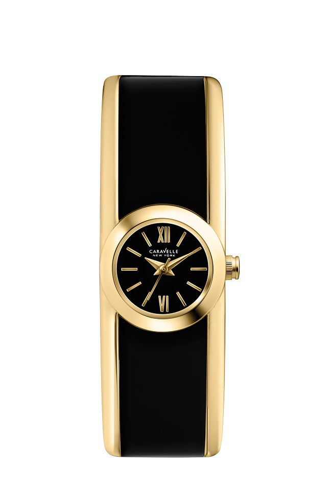 Bangle Band Caravelle by New York Watch, a brand new line made by Bulova. (44L147) $59. Parker Jewelers. 856-935-3400. Call to order.