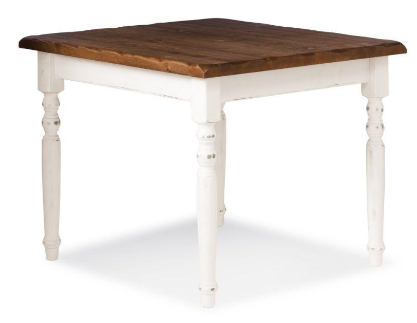 Tavolo Pino ~ Tavolo allungabile rustico in legno massello di pino di svezia