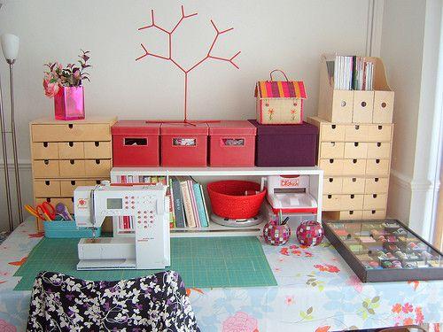 cuarto de costura | cuarto de costura | Pinterest | Cuarto de ...