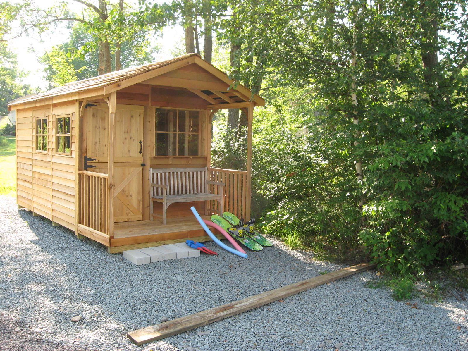 Shed Homes, Backyard Sheds
