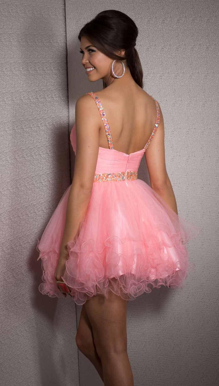 Clarisse Prom Dress 2526