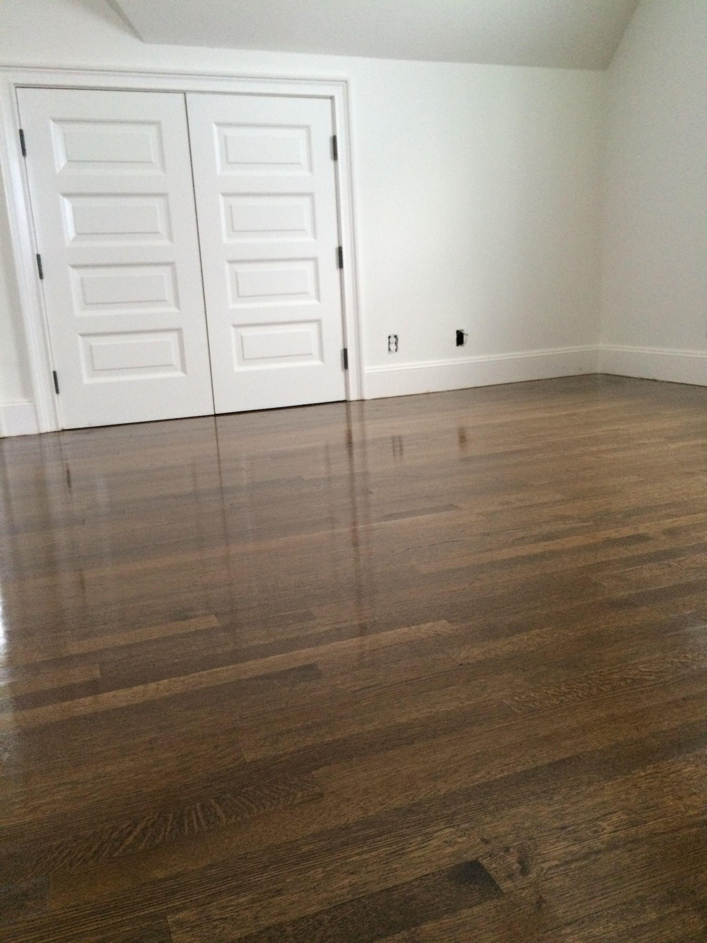 Bona Antique Brown With Waterlox White Oak Hardwood Floors Oak Hardwood Flooring White Oak Wood