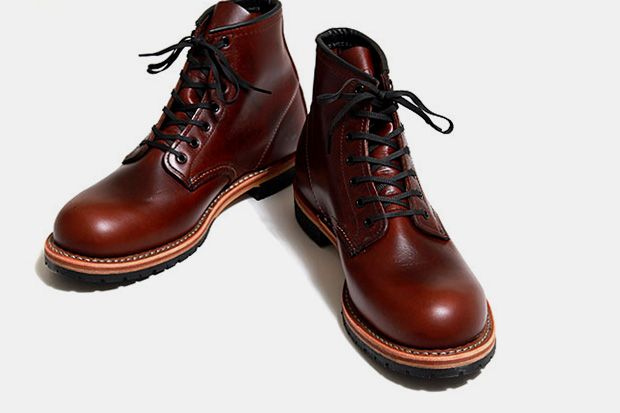 Red Wing Shoes Linemen / Beck Man | Wings, Red and Boots