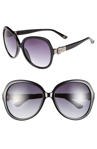 MICHAEL Michael Kors 'Brandy' 60mm Gradient Lens Sunglasses available at #Nordstrom