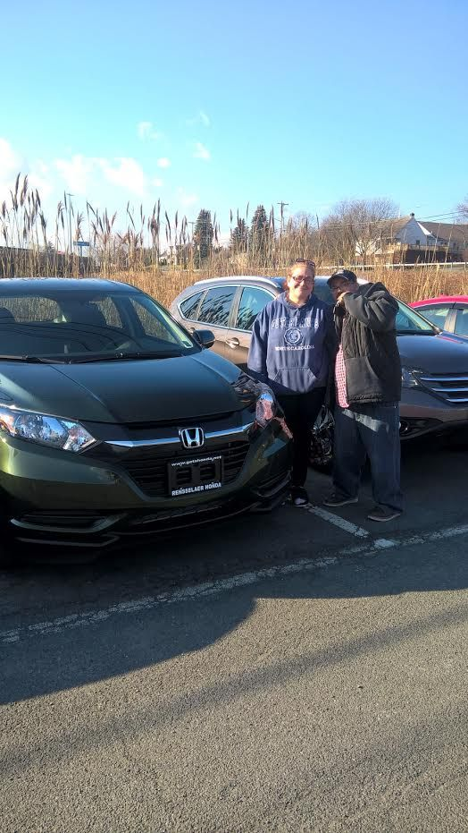 congrats to lindsey and steven on their new honda hrv enjoy your new ride honda hrv new honda honda pinterest