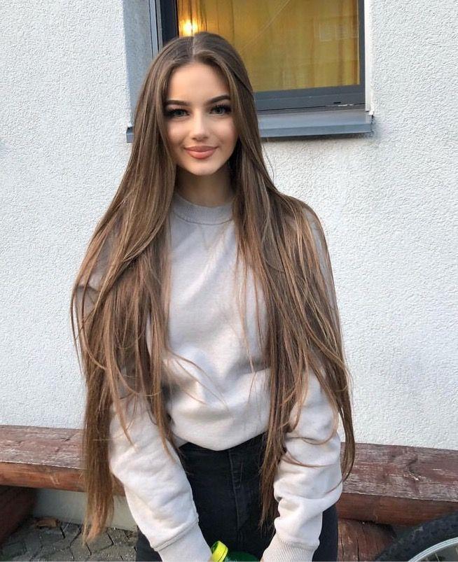 Hübsche Haare