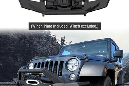 Rampage Jeep Products 86623 Black Powder Coat Finish Rear Fold Up Sport Rack For Jeep Wrangler Jk 4 Door In 2020 Jeep 4 Door Jeep Wrangler Jeep Wrangler Accessories