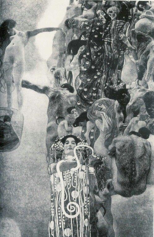Medecine, Klimt