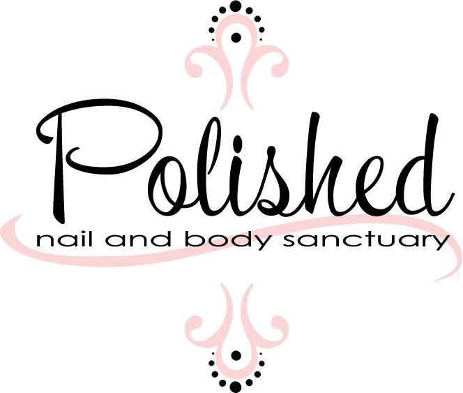 Nail Salon Logo Design Ideas like this item Logo For Mandy Cebulas New Spa Polished Nail And Body Sanctuary In Sebastopol
