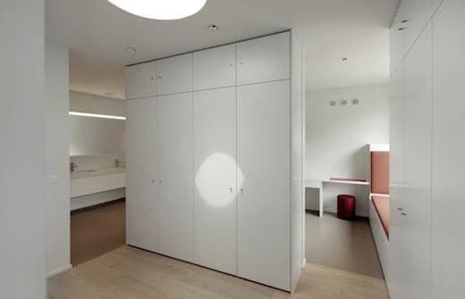 1295 Winterthur   Ankleide: Moderne Ankleidezimmer Von Dominic Schmid  Architektur