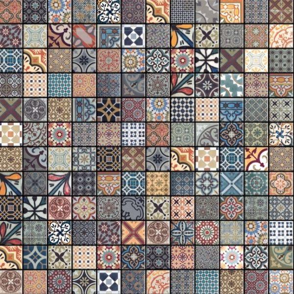 Mosaik Fliser Til Bad   Google Søgning