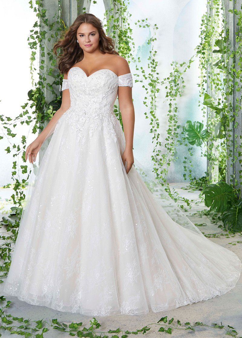 Simple Wedding Dresses, Fabulous Tulle Offtheshoulder