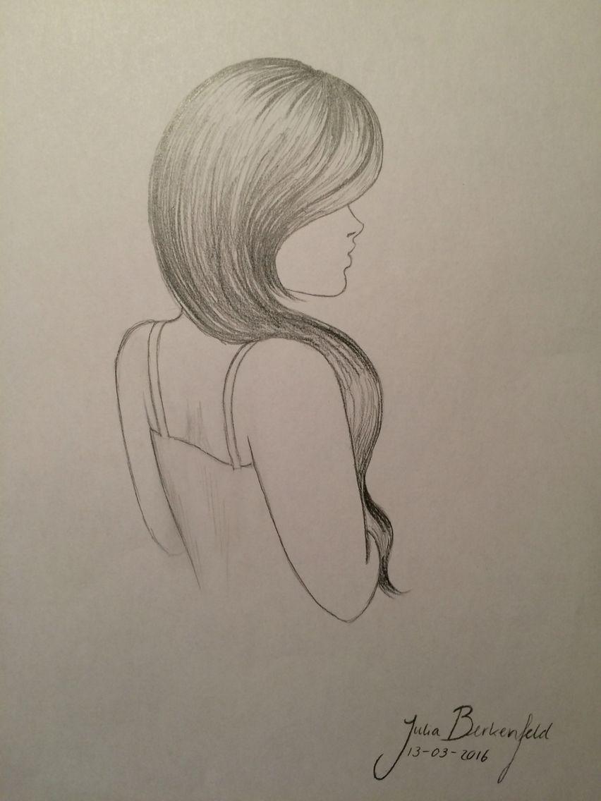 Drawing Of A Girl Art Drawings Sketches Cool Art Drawings Art