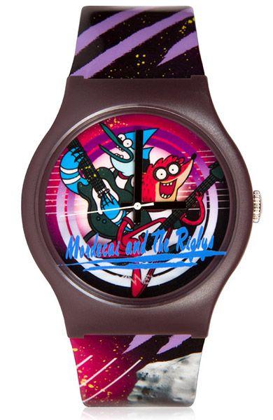 Mordecai and The Rigbys Watch | Regular show, Shows, Cartoon