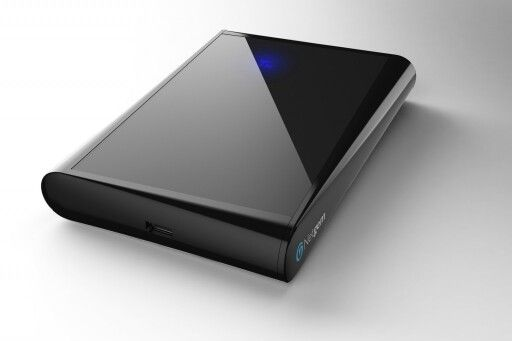 Netgem - QU4TTUOR - Routeur wifi 3g4g - Design PNDI 2013