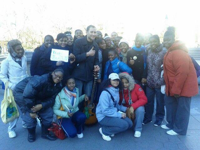 East New York School of Poetry. Winter 2012.
