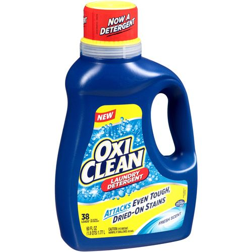 Free Oxiclean Hd Laundry Detergent At Shoprite With New Coupon Laundry Detergent Liquid Laundry Detergent