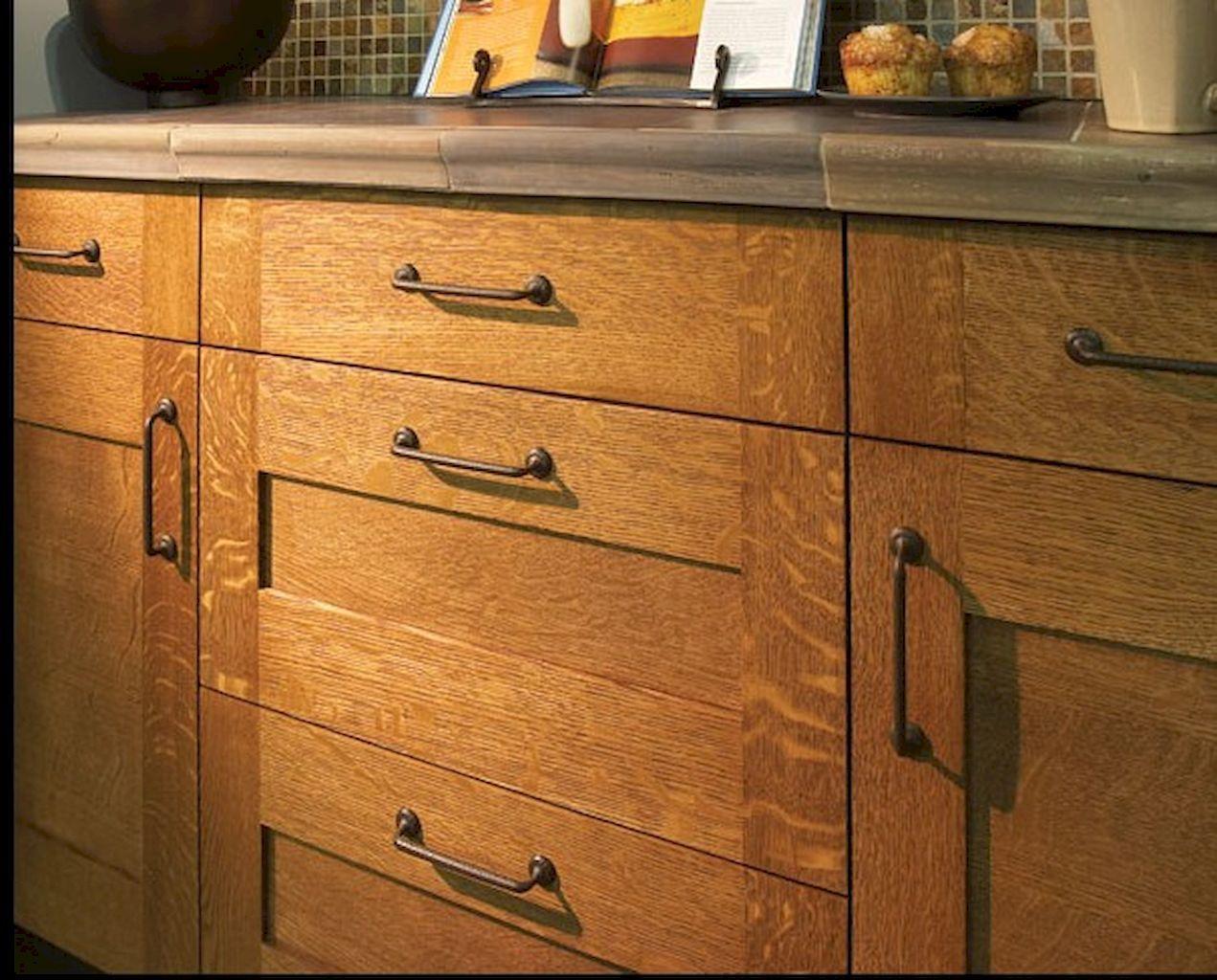 Nice 100 Best Oak Kitchen Ideas Decoration For