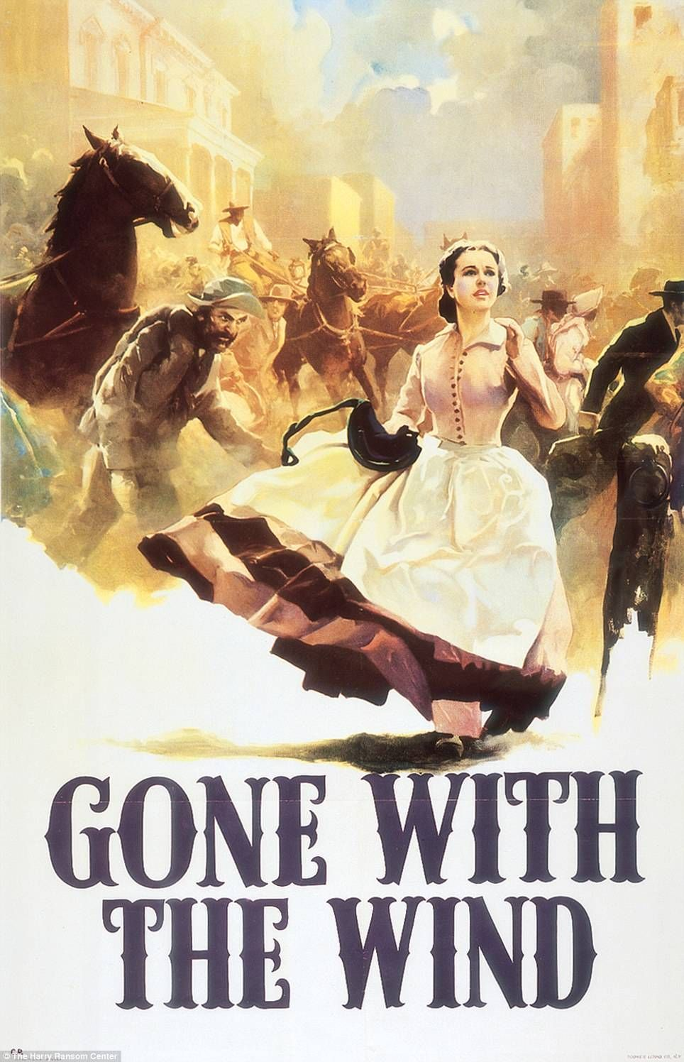 Movie Poster For The Original 1939 Release Of Gone With The Wind Wind Movie Gone With The Wind Old Movies