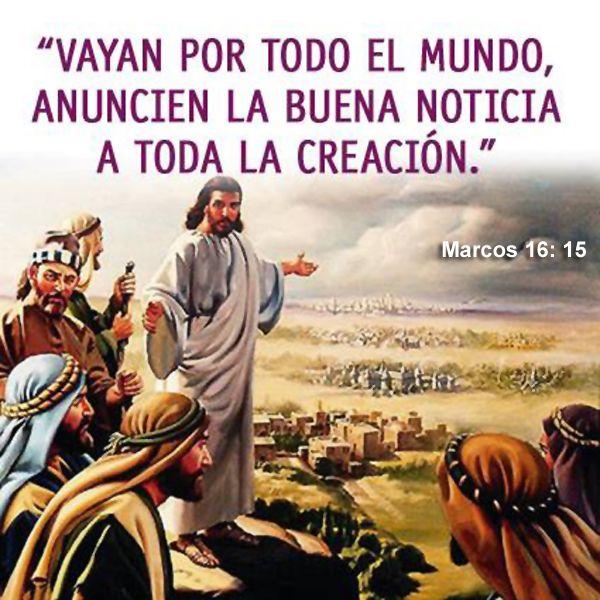 Evangelio del Día | Pinterest | El santo evangelio, San pablo y El ...