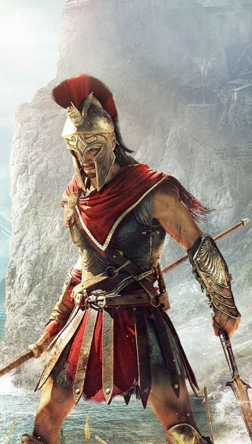 Assassin's Creed Odyssey will be free for five days in