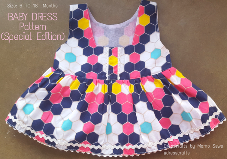 Free Printable Baby Sewing Patterns Free Sewing Tutorial And Pattern Baby Dress Size Baby Sewing Patterns Free Baby Sewing Patterns Pillowcase Dress Pattern
