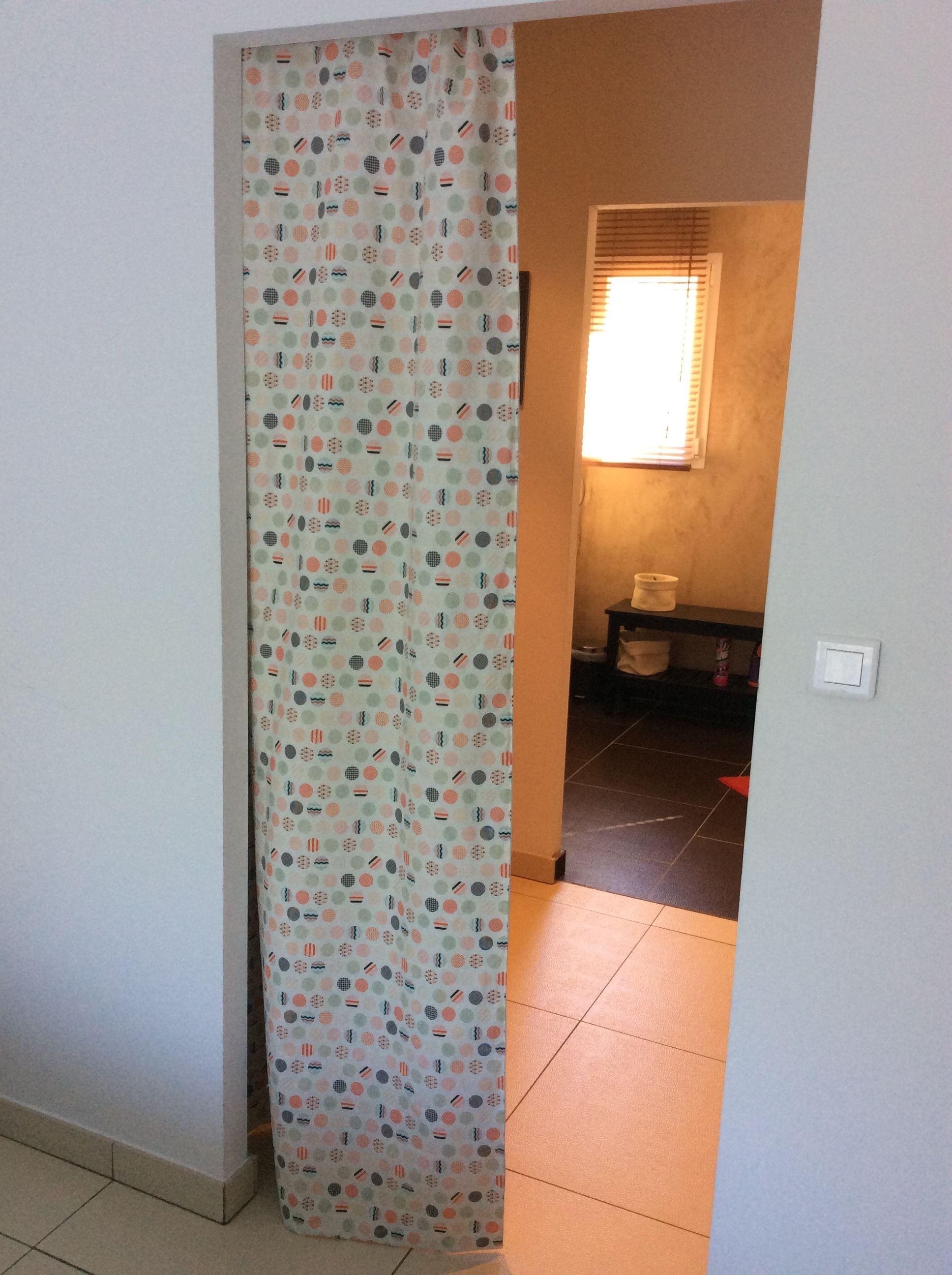 rideaux rideau occultant salle de bain