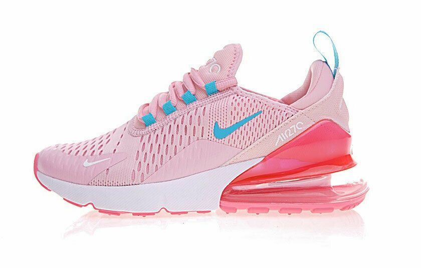 e353872c144b5 NEW NIKE AIR MAX 270 PINK AND SKY BLUR FOR WOMEN - Nike Airs (This ...