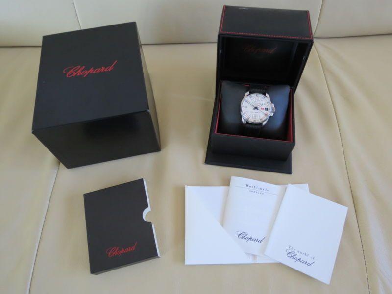 Chopard Mille Miglia Gran Turismo XL Automatic Men`s Watch ...