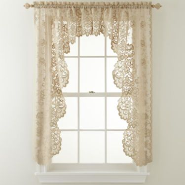 medium collection jcpenney curtain pocket inspirations sidelight lace pictures of size available shari curtains rod panels door