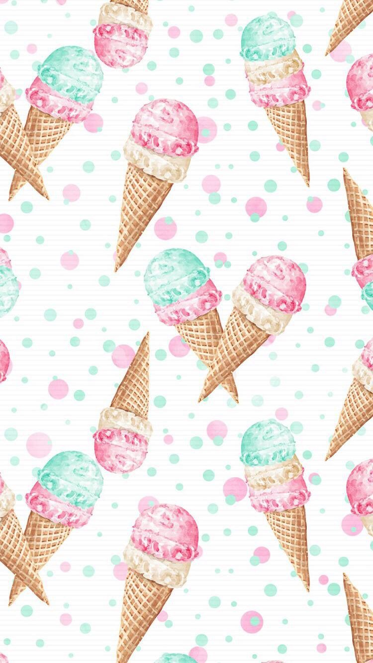 Pin By Christian Krebs On Favorite Quotes Ice Cream Wallpaper Ice Cream Cartoon Wal Paper