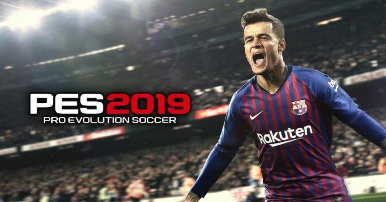 Download PES 2019 APK MOD Android Pro Evolution Soccer 19