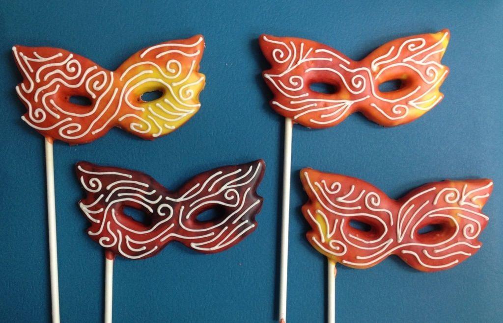 Mask cookies