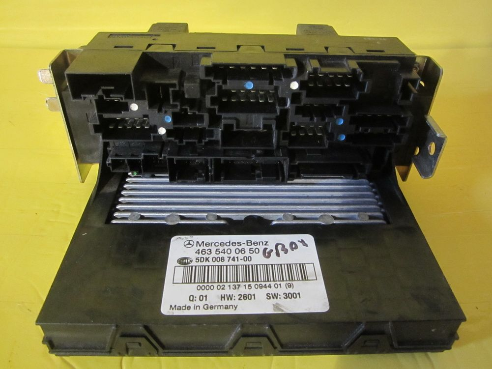 cecf7fbaa8e3e3ff2a6429d942c94835 fuse box 2001 up to 2006 mercedes g 500 4635400650 old part old fuse box parts at mifinder.co