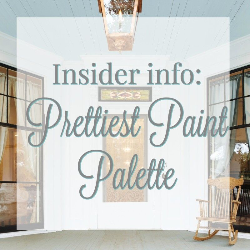 Color Palettes For Home southern home paint color palette | southern, vintage and paint shades