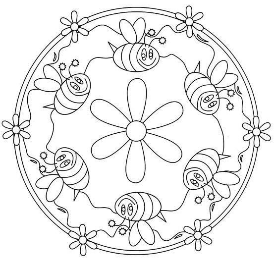 20 Mandalas de la primavera
