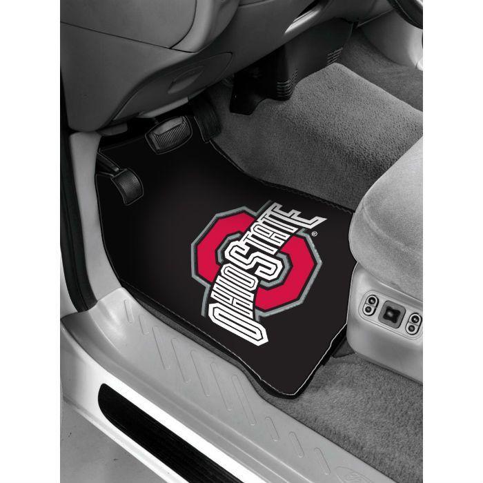 Ohio State University Car Floor Mats Sports Fans Plus Broncos Denver Broncos Washington State Cougars
