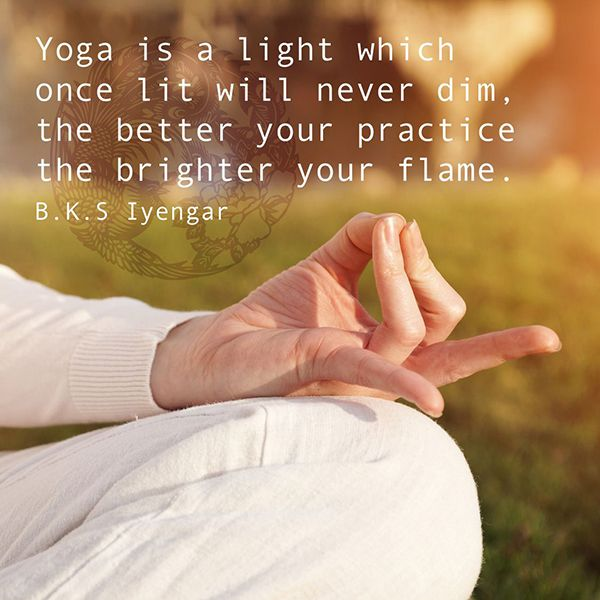 40 Inspirational Yoga Quotes for Your Daily Practice ...