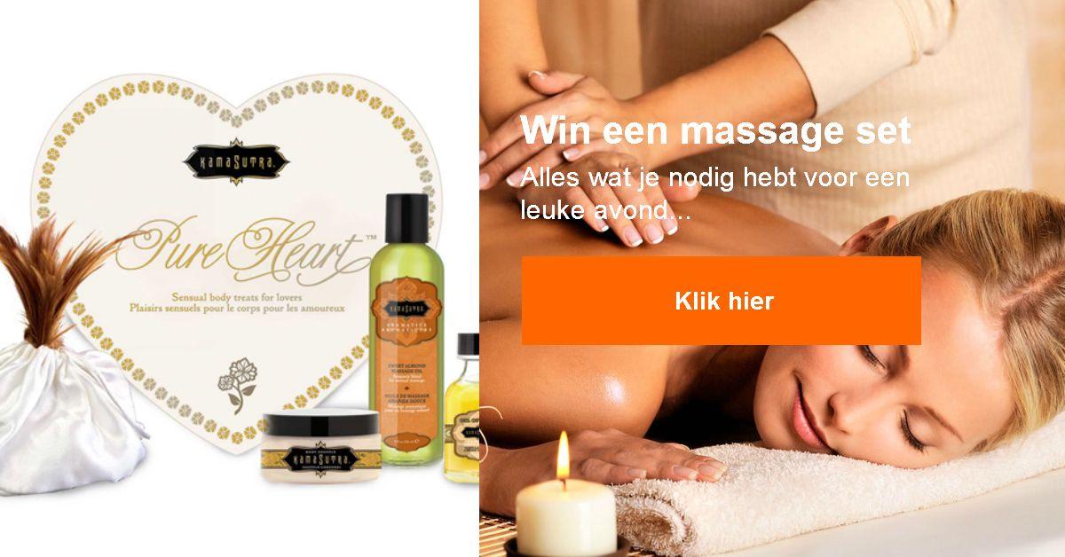 Kroed geeft een massage set weg (t.w.v. €39.95) doe mee en maak er een leuke koningsdag van.